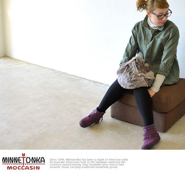 【楽天市場】MINNETONKA ミネトンカ 2013FW Limited Edition DOUBLE FRINGE SIDE ZIP BOOT/ダブルフリンジブーツ(全2色)【2013秋冬】:Crouka(クローカ)