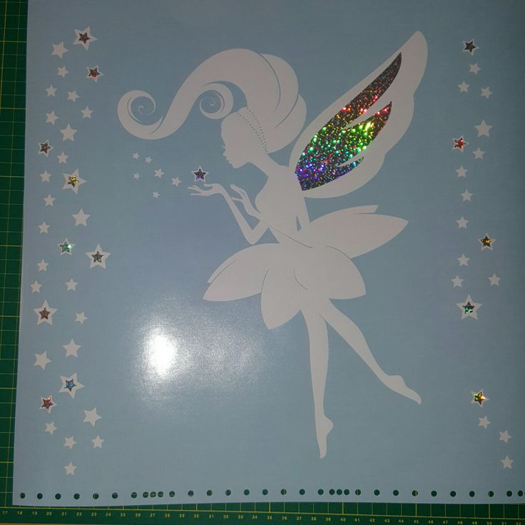 17 best images about fairy princess wall decals on for Fairy princess wall mural