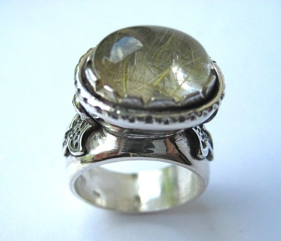 The Lost Ring of Aes Sidhe by CeebWassermann on Etsy