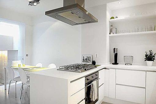 Cocinas modernas peninsula buscar con google cocinas - Cocinas con peninsula ...