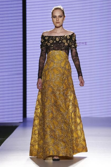 Gown for a Lady of House Harroway-Dany Atrache