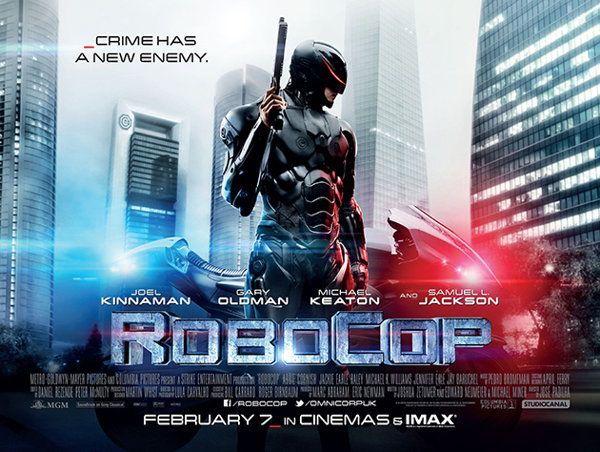 RoboCop Competition: Upgrade your tech with OMNICORP - Yahoo Movies UK