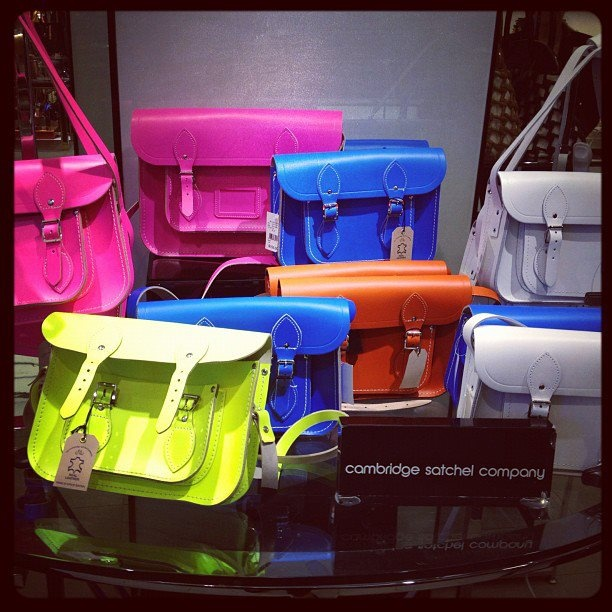satchel bag! These are the real expensive ones :o