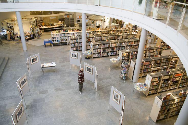 Näyttelyt / Utställningar Photo by Joni Virtanen