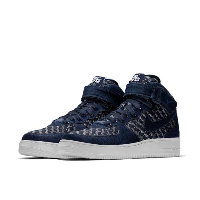Nike Air Force 1 Mid Premium iD Shoe