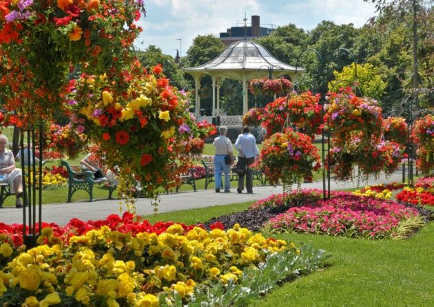 Grove Park in Weston Super Mare has been listed as a community asset by North Somerset Council, with the promise of more local park listings to come.