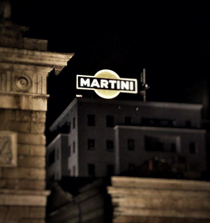 Enjoy Martini in Milano nightlife