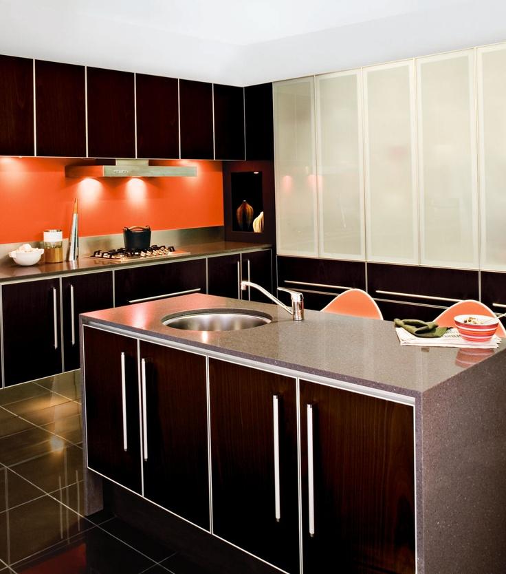 Extensive use of wood, lighting, fixtures and indoor outdoor flow