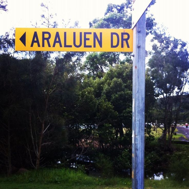 where is this, because i will live on this road just so I can say I live in Araluen