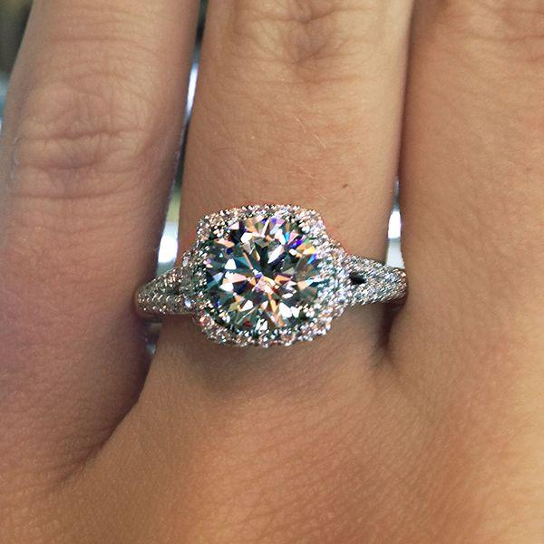 Carat Diamond Rings Under