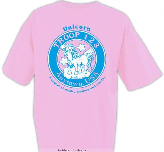 Girl Scout Shirt Svg