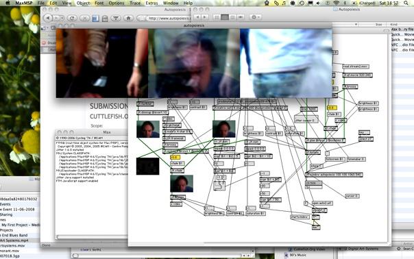 Max/Msp/Jitter/Gen (interactive music/video software, student version)