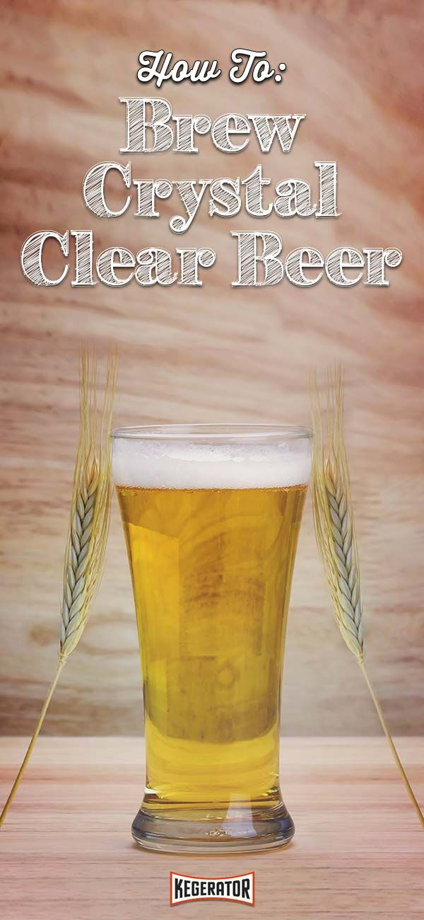 How to Brew Clear Beer