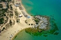 Δήμος Παγγαίου: Συμφωνία τριετίας για τους Αμμολόφους - Μειώνονται τα beach bars στην παραλία
