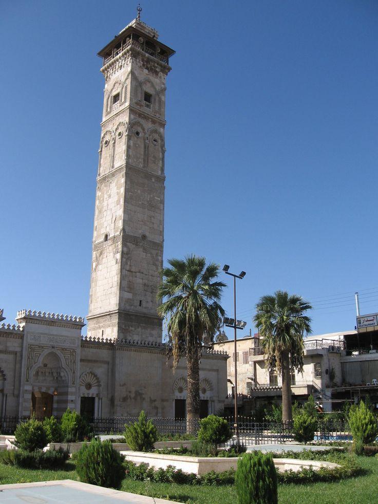 Szíria egykori kereskedekmi és kulturális központja a mára már csak egy romhalmaz.