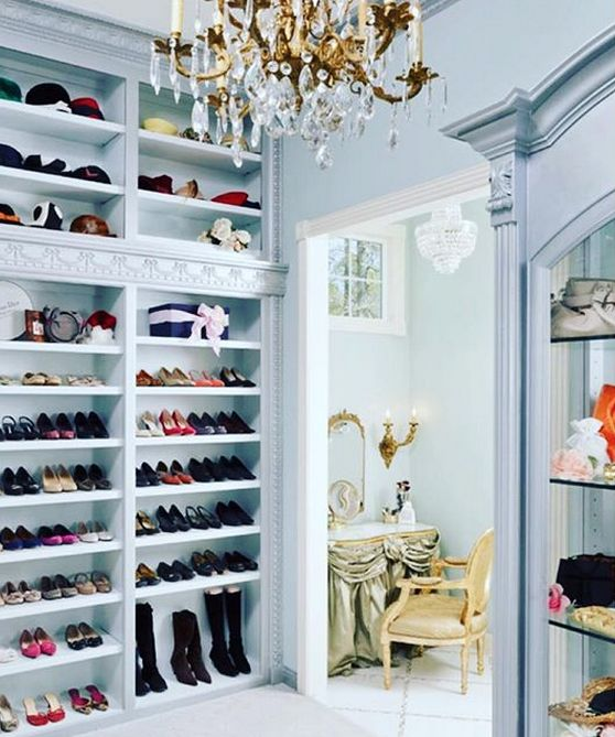 10 Things That Rocked My World Dressing Room