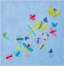 Koberec Motýle - Detské koberce - Detská izba - Hračky a Detský nábytok- Detský Sen - Maxus