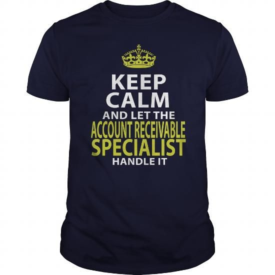 ACCOUNT RECEIVABLE SPECIALIST KEEPCALM GOLD T Shirts, Hoodies. Get it here ==► https://www.sunfrog.com/LifeStyle/ACCOUNT-RECEIVABLE-SPECIALIST--KEEPCALM-GOLD-Navy-Blue-Guys.html?41382