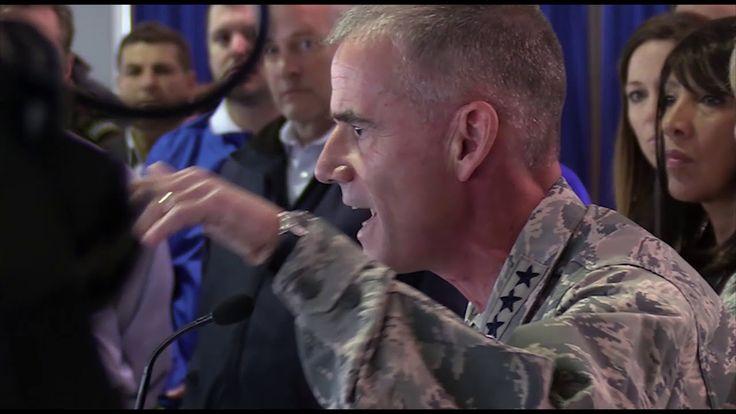 Lt Gen Silveria addresses cadets about racism incident.  USAFA.