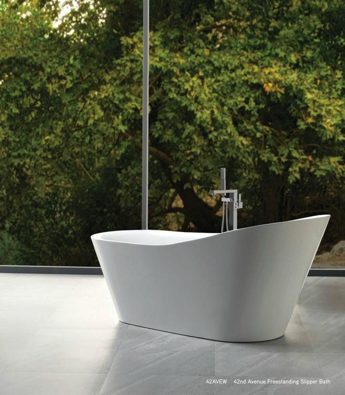 Newtech - 42nd Avenue Freestanding Slipper bath