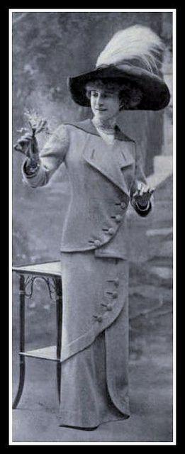 1912 Edwardian Fashion - 14 | Flickr - Photo Sharing!
