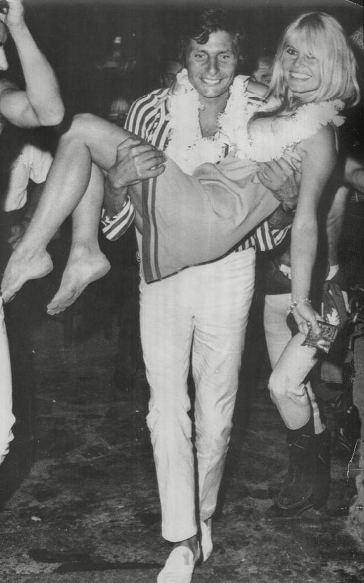 Gunter Sachs & Brigitte Bardot - 93.1KB