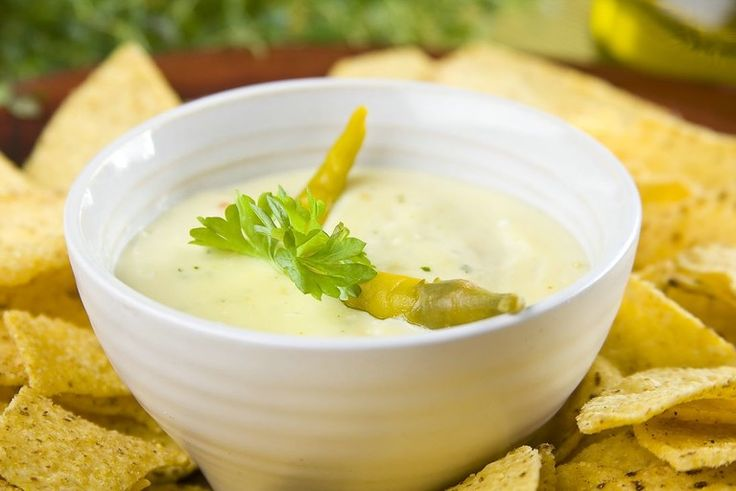 Przepis na Sos serowy do nachos na ciepło
