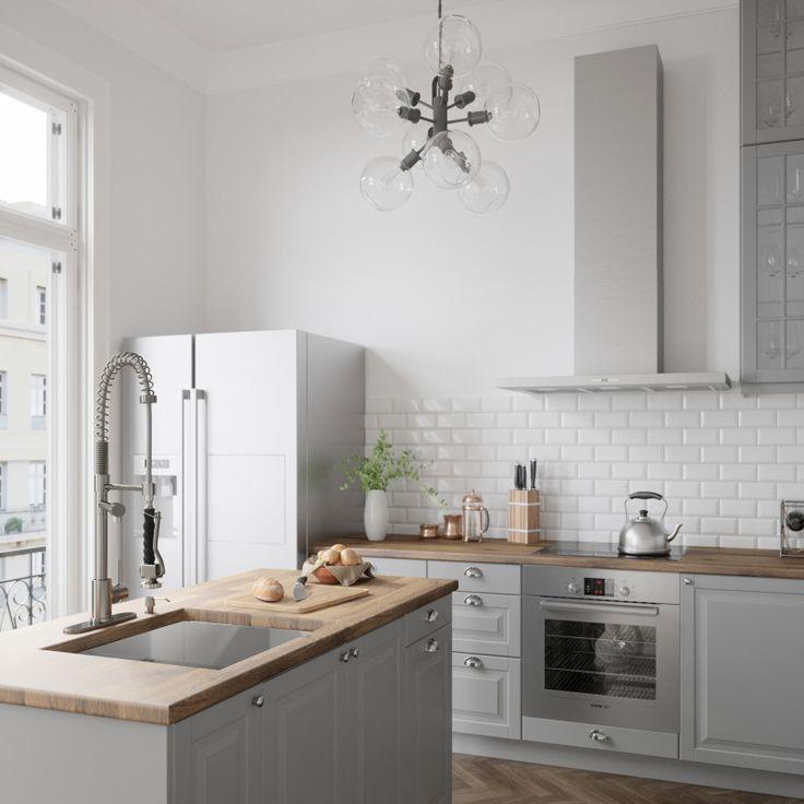 25 best Industrial Kitchen Design images on Pinterest