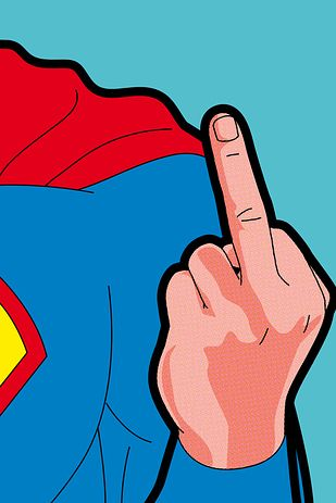 ♛ The Secret Life of Heroes - Greg Guillemin