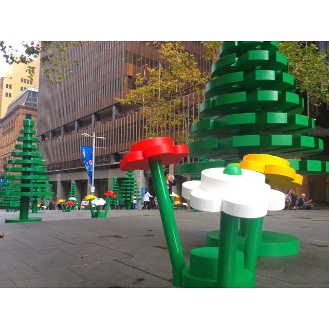 Wicked lego forrest in martin pl sydney.Lego Bricks, Random Geekery, Things Lego, Lego Forests, Geek Squad, Lego Stuff, Lego Forrest, Wicked Lego, Epic Lego