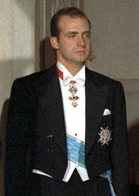 JUAN CARLOS I of SPAIN.  -  While it is true that he brought Spain back from a dictatorship to a democracy.  There have been various theories concerning his brothers death in 1956.  That accident changed his life. Interesting story.