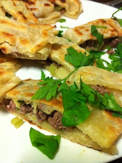 Failsafe and Fructose Free: Gozleme