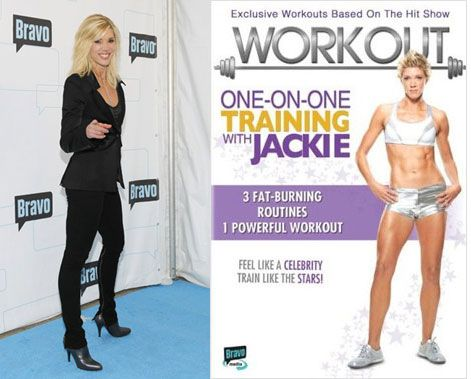 Jackie Warner gives a 5-exercise routine for getting bikini ready