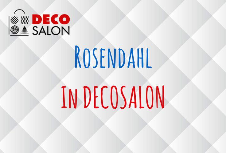 Marka Rosendahl w Decosalonie