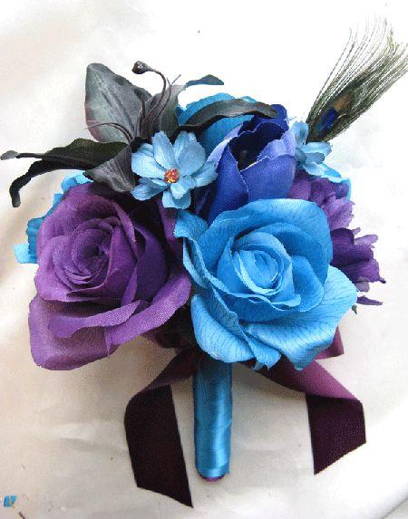 17 Best Ideas About Purple Turquoise Weddings On Pinterest
