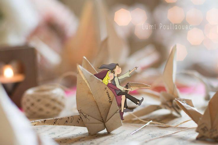 #Lutins #Dessin #Magie #Origami #Aventure #Conte #Bokeh #Enfance #Imaginaire #Amour #Amoureux #Draw #Papier #Voyage #Photoshop #Illustration #Photographie