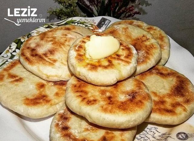 Mini Bazlama for Breakfast