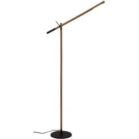 Stylowa lampa podłogowa Woodstock Led dla eleganckich wnętrz biurowych oraz gabinetowych. Dostępna również w wersji stołowej. http://blowupdesign.pl/pl/21-lampy-stojace-podlogowe-salonowe-do-czytania #lampypodłogowe #lampyled #lampystojące #lampystylowe #floorlamps #standinglamps #modernlighting