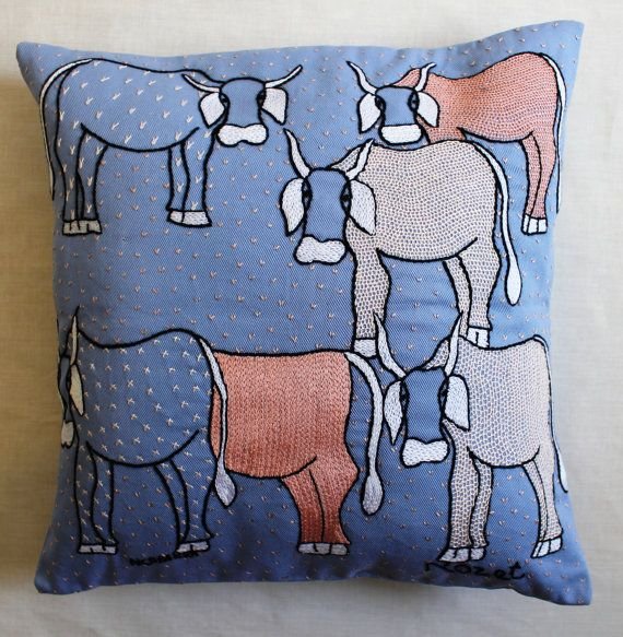 Cushion Cover CUSH0013 by Keiskamma on Etsy, $30.00