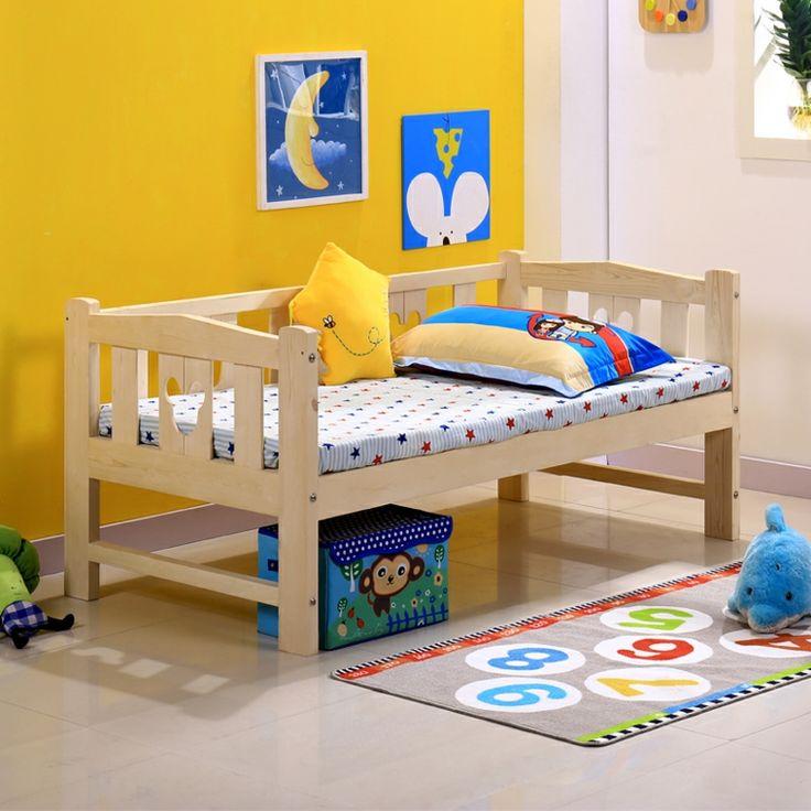 Diseños de camas para niños en madera – 24 imágenes