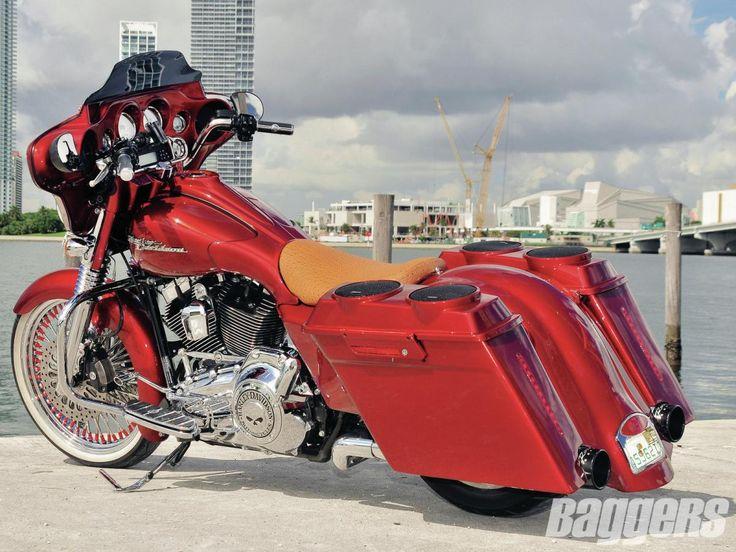 Markos Rivas' Custom 2012 Harley-Davidson Street Glide | 5-Star Glide | Baggers