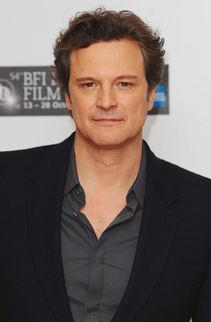 Colin Firth ~ Bridget Jones Diary,  The Kings Speech