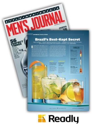 Suggestion about Men's Journal September 2015 page 32