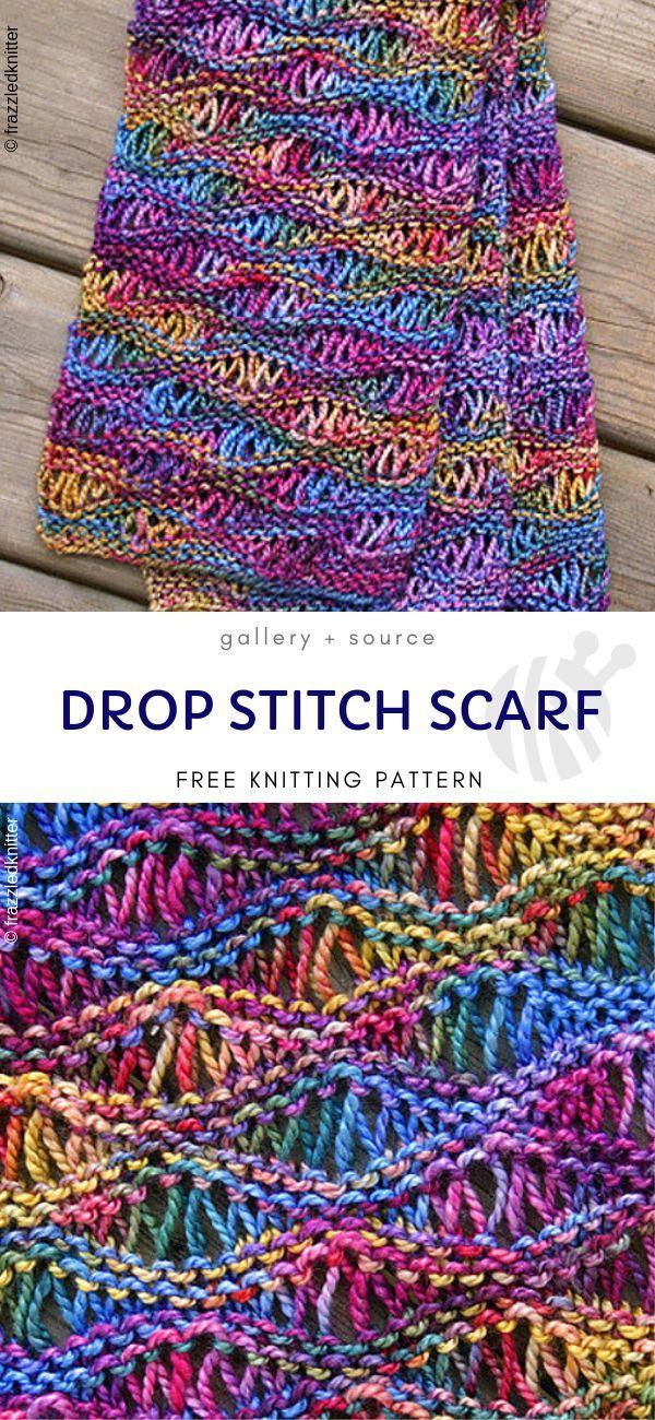 Free Knitting Pattern For A Chevron Rib Lace Stitch