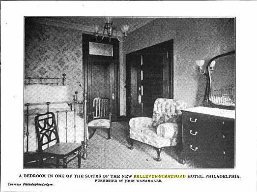 17 best images about the hotel bellevue stratford on for Period hotel