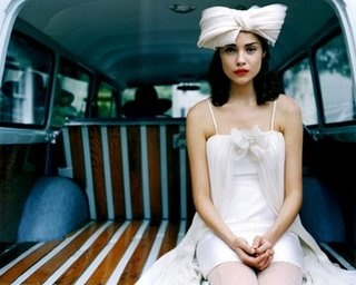 Bow. Photography by Rodney Smith.