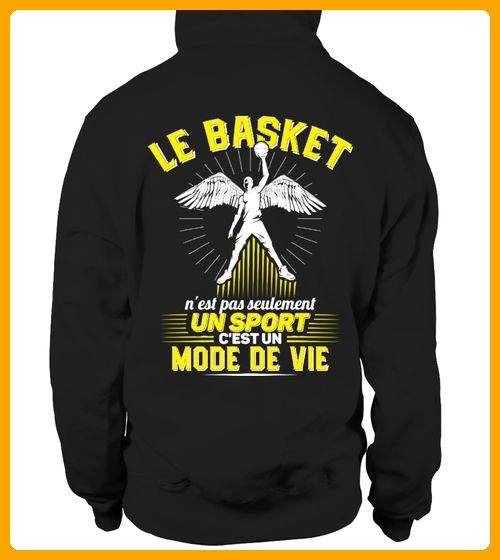 Le basket nest pas seulement un sport  - Basketball shirts (*Partner-Link)