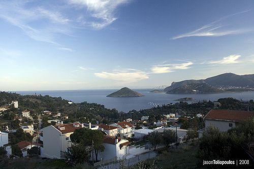 Porto Rafti, Greece. Ahhhh! Yes! I want to go back so bad!