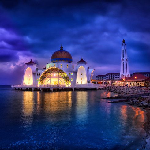Malacca City, Malaysia | 43 Overlooked Places All Travel Lovers Should Have On Their List