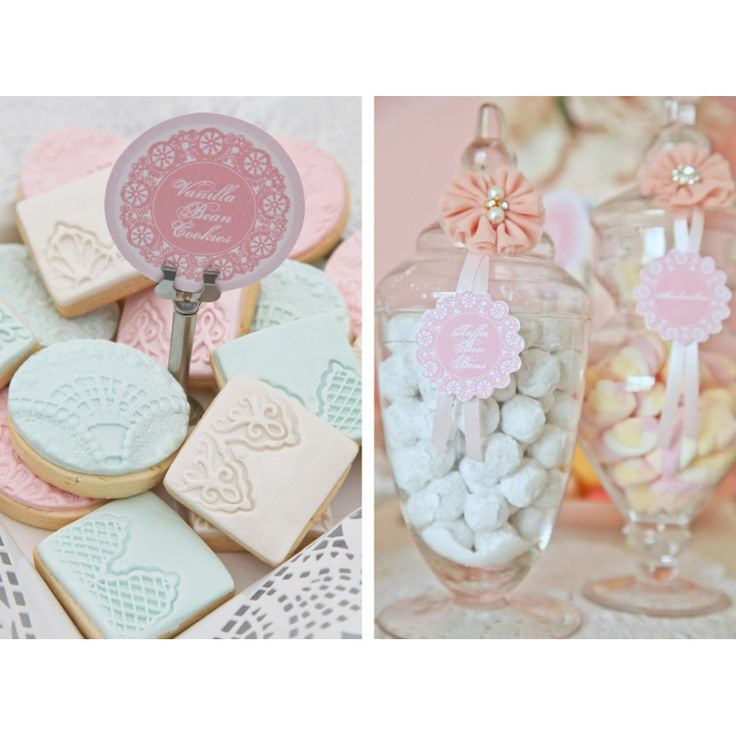 7 best vintage doily tea party inspiration images on for Victorian tea party supplies